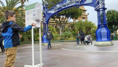 Disneyland opening highlights California's COVID turnaround