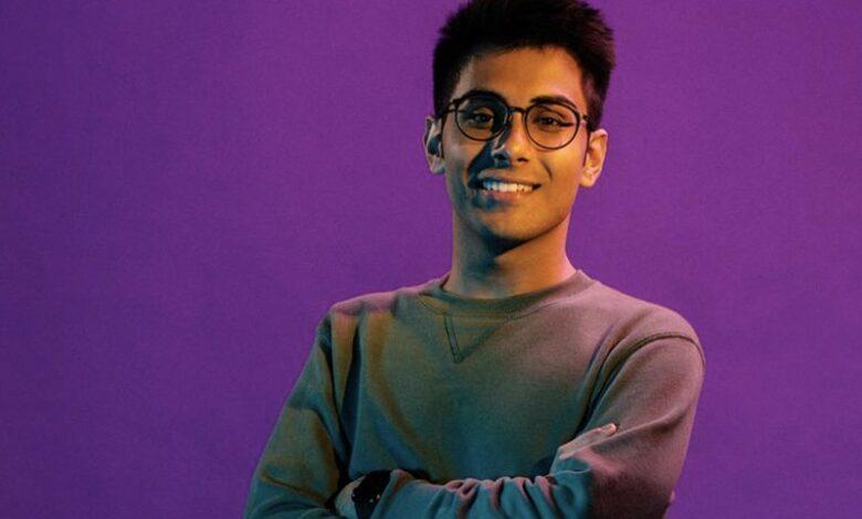 Harsh dalal youngest tech entrepreneur