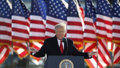 Facebook board upholds Trump suspension