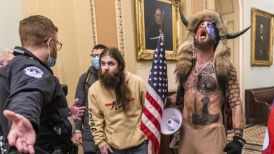Defense for some Capitol rioters: election misinformation