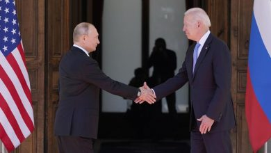 Biden, Putin set consultations on updating nuclear pact