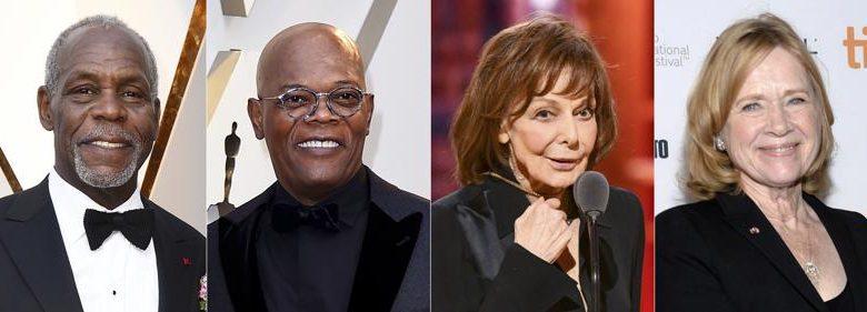 Oscars to honor Elaine May, Danny Glover, Samuel L. Jackson