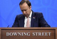 UK health minister resigns after breaching coronavirus rules