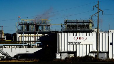 U.S. says ransomware attack on meatpacker JBS likely from Russia
