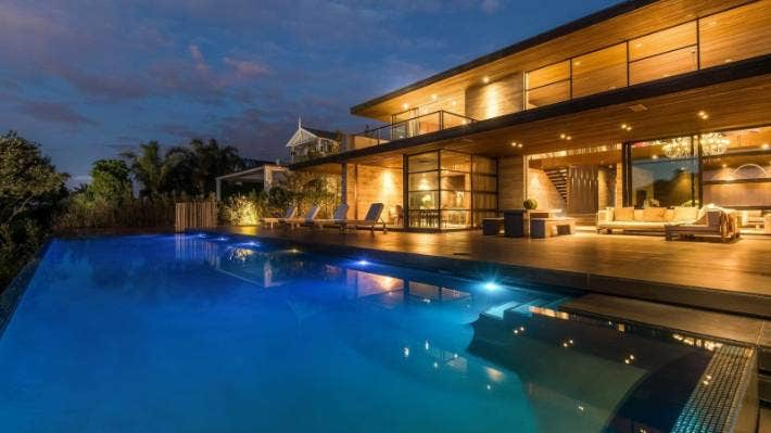 $17.68 million for former mayor's waterfront Westmere home