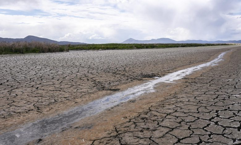 Water Crisis reaches boiling point on Oregon California line