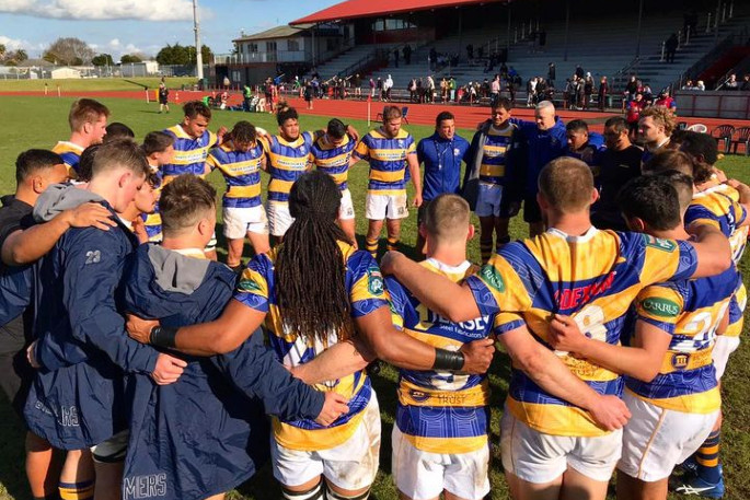 The Bay of Plenty Steamers got a shocking success over Counties Manukau this evening with a last score of 38 to 14.