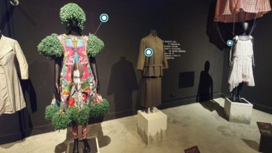 Fashion FWD exhibition is now virtual
