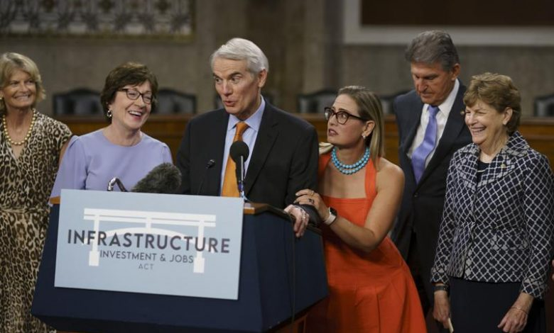 Infrastructure deal: Senate suddenly acts to take up bill