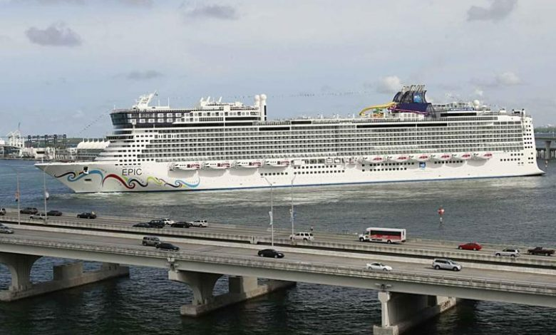 Norwegian cruises sues Florida over virus vaccination law