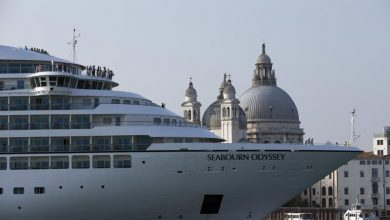 UNESCO: Italy's ban on cruise ships in Venice is 'good news'
