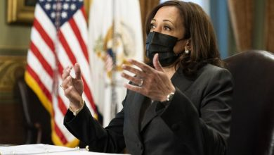 Harris releases strategy to tackle migration's root causes
