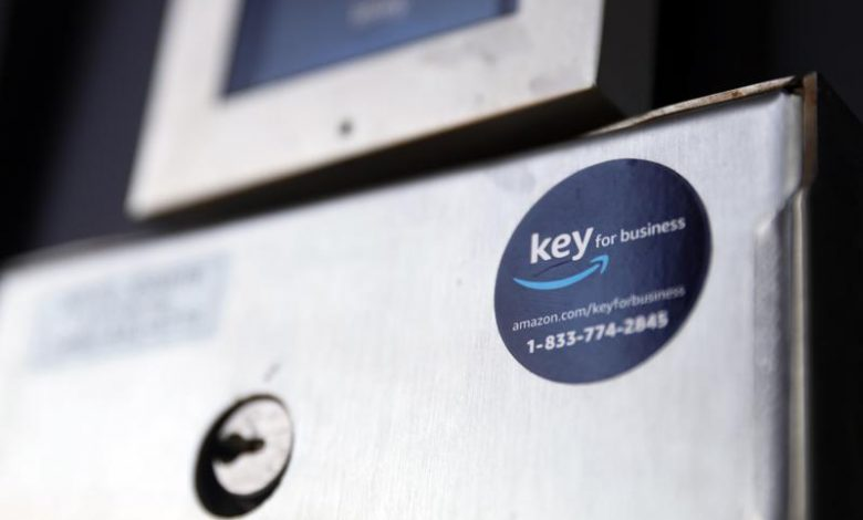 Amazon's central goal: Getting a 'key' to your apartment complex