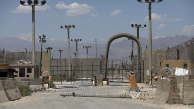 US hands Bagram Airfield to Afghans after almost 20 years