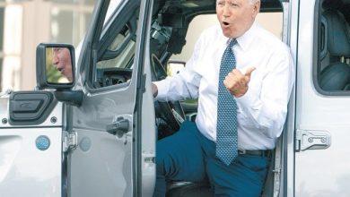 Biden's Electric Warfare