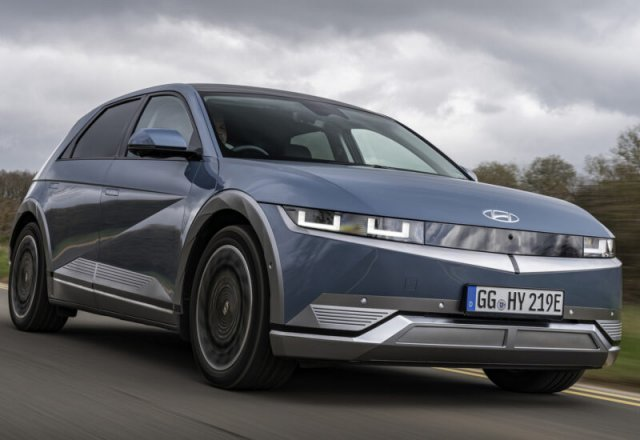 Ioniq 5, 3rd place in the first month in Norway, where competition for electric vehicles is fierce