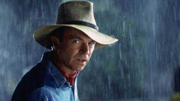 Sam Neill steals show in Jurassic Park episode of Netflix's Movies That Made Us