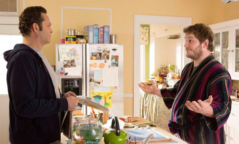 Chris Pratt underwent a major transformation to shoot the movie