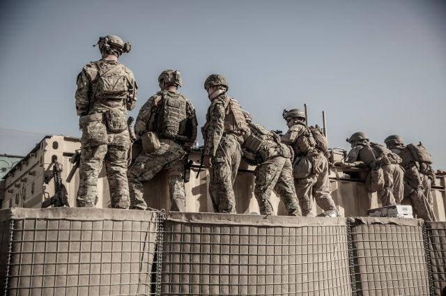 The rocket assault on focuses in Kabul was dispatched by the US military, Reuters announced, refering to authorities.