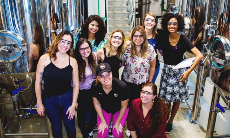 Discover breweries and beers created by women