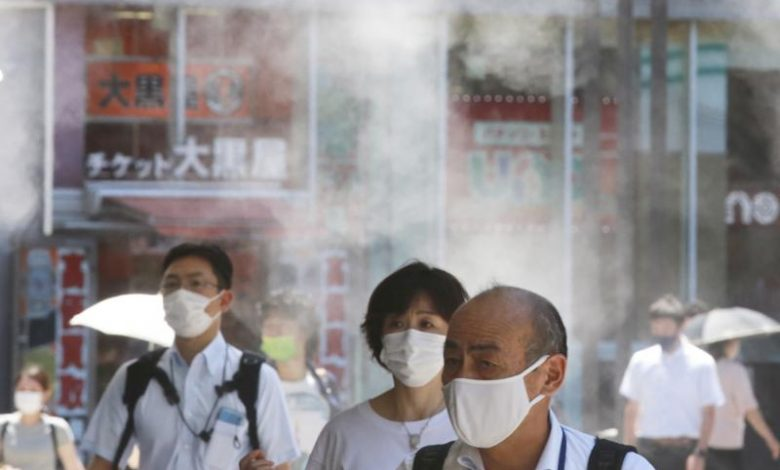 Tokyo logs record 5,042 cases as contaminations flood in the midst of Games