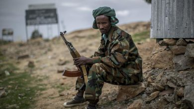 'Warm welcome' vowed in face by Tigray forces