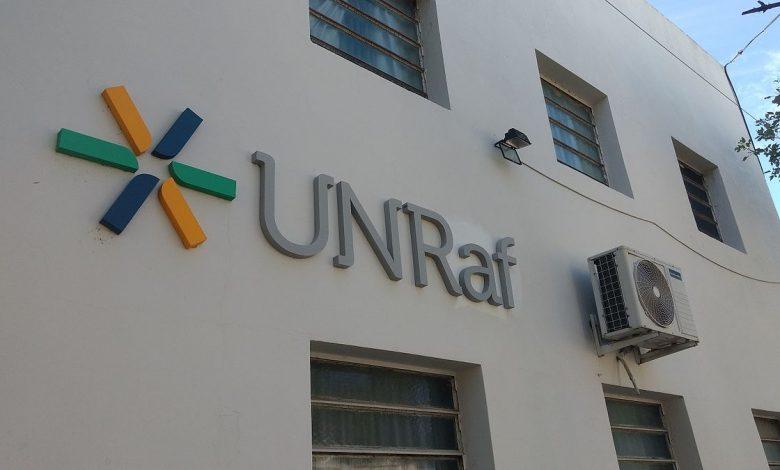 Facade of the National University of Rafaela