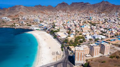 Cape Verde is a state located in West Africa. It is located on the Cape Verde Islands in the Atlantic Ocean, 600 km from the coast of the continent.