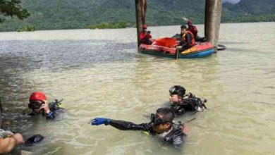 Drowning remains of graduate student Zengwen Reservoir finally found