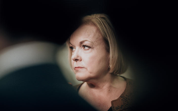 National Party pioneer Judith Collins