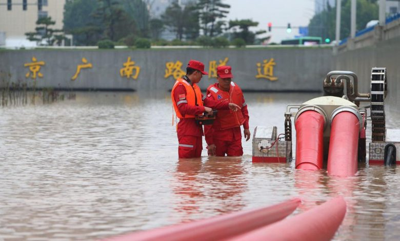 China's State Council to explore flood reactions in central China