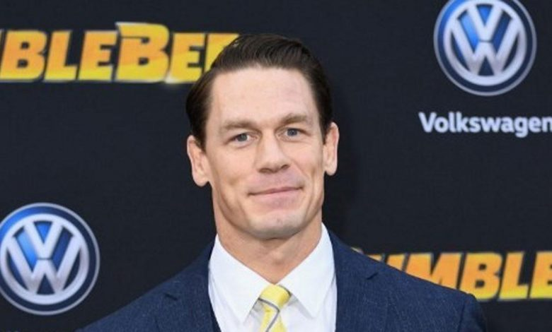 John Cena : Expressed his thoughts for 'The Suicide Squad'