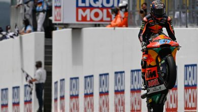 MOTO2, 2021, STYRIA: THE INSOLENT RULE OF AJO MOTORSPORT