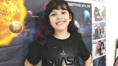 8-year-old Alagoas who is part of NASA program discovers 7 asteroids