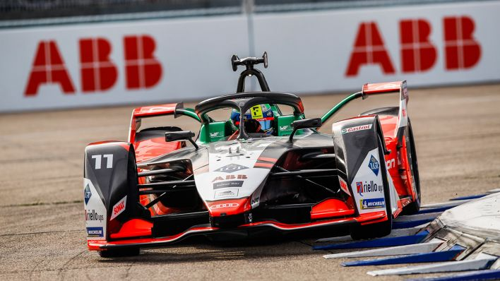 Brazilian di Grassi wins Formula E race in Berlin