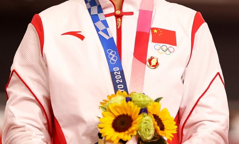Cycling - Track - Women's Team Sprint - Medal Ceremony