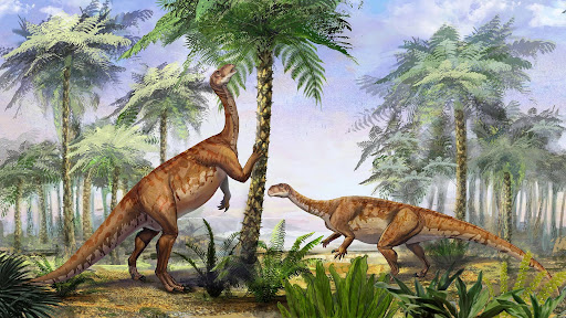 Dinosaurs the size of a blue whale