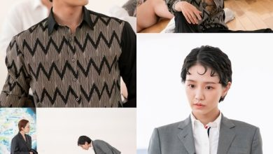 Kim Min-jae and Park Gyu-young