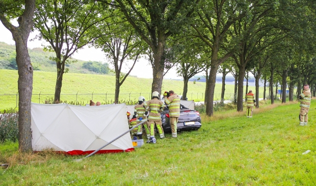 Dead due to accident on A1 near Amersfoort