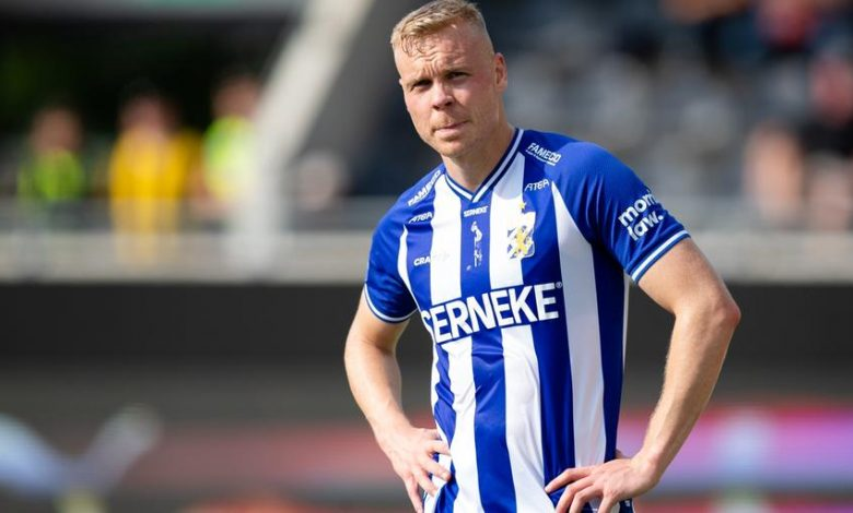 Kolbeinn Sigthorsson breaks the silence after the sex accusations