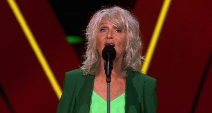 Leoni Jansen receives praise with comeback in The Voice Senior