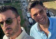 Dimitris Ungarezou and Giannis Tsimitseli in Mega Fishy